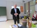 Herr Bläser vom Gymnasium Cochem