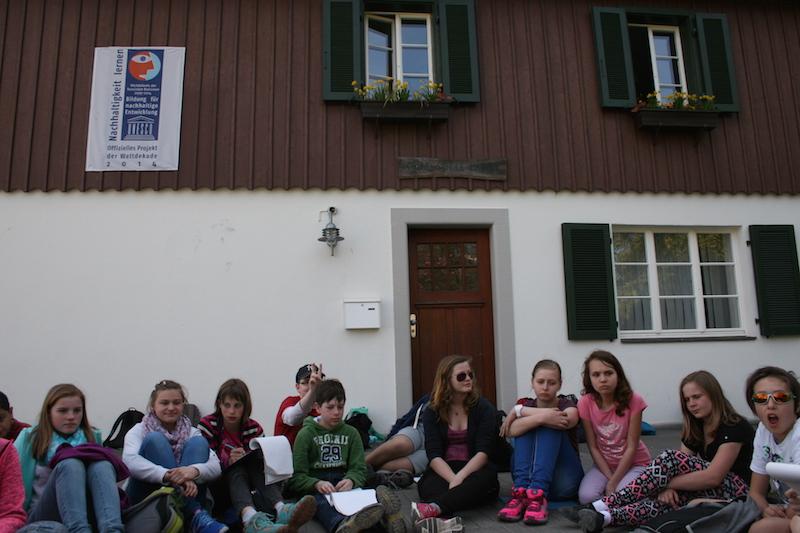 Kletterausrüstung Konstanz : Stufenfahrt der 7. klassen nach konstanz integrierte gesamtschule