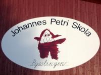 Johannes-Petri-Skola in Schweden