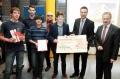 Unsere Gruppe Hamm AG; 2. Platz Bereich Nachhaltigkeit Region Trier