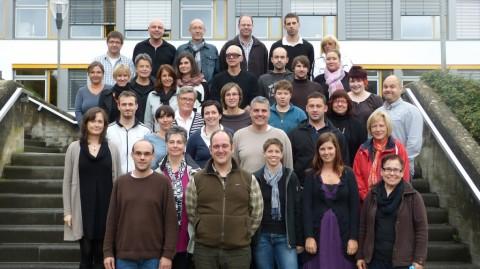 Lehrerkollegium 2012/2013