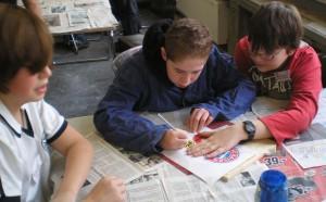 Jannic hilft Kind aus Düngenheim