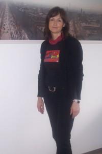 unser Interviewpartner Frau Koch