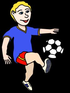 Jungenfußball