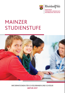 MSS-Broschüre Deckblatt