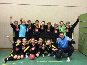 Jungenmannschaft FWC 2013